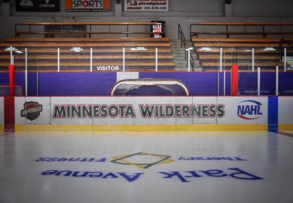 Minnesota Wilderness to Stay In Clqouet, Renewing two year contract at Northwoods Credit Union Arena