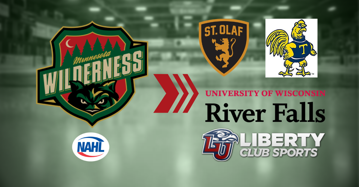 Minnesota Wilderness Players Continue Careers with 4 more Commitments.