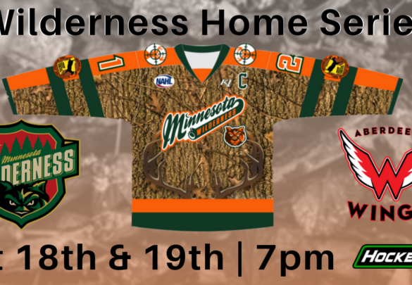 MN Wilderness Hockey Team Hosts Annual Hunting Fundraiser for NAHL Players